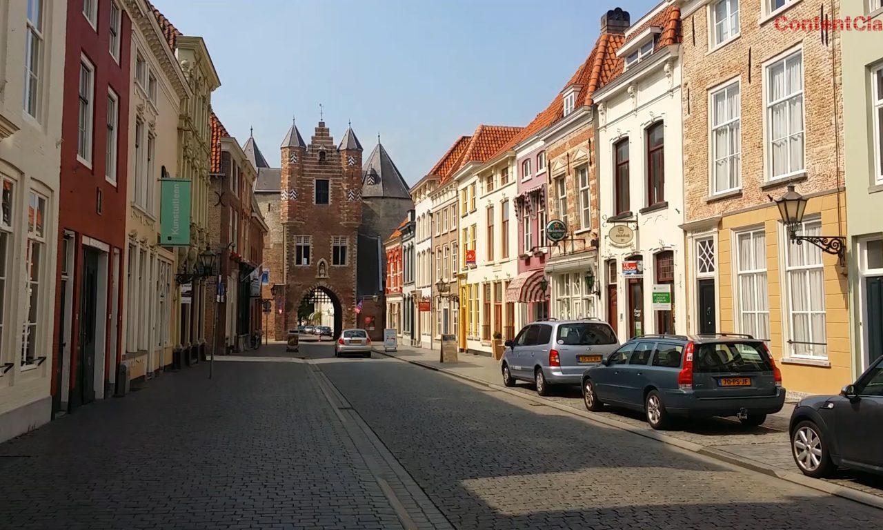 Bergen op Zoom (Toerist in Eigen Land / ContentClan / Dion van Alem)