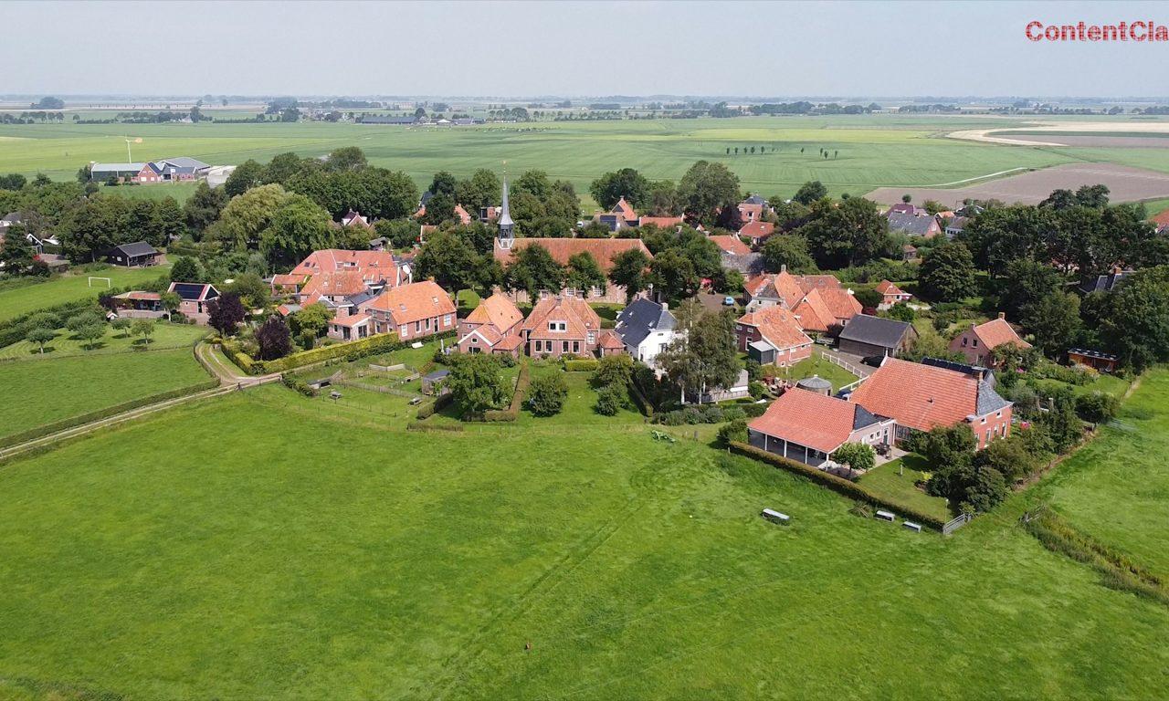 Niehove Noordwest Groningen (foto: Dion van Alem)